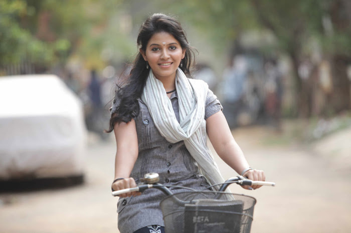 anjali cute stills