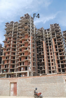 Amrapali Terrace Homes :: Construction Update f4