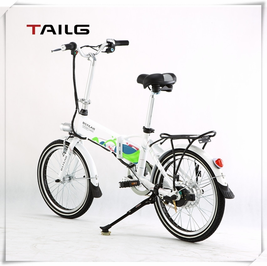 $299.990 Bicicleta Electrica Plegable TAILG