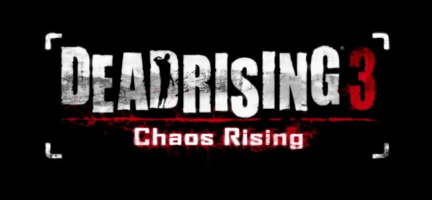 Dead Rising 3 Chaos Rising logo