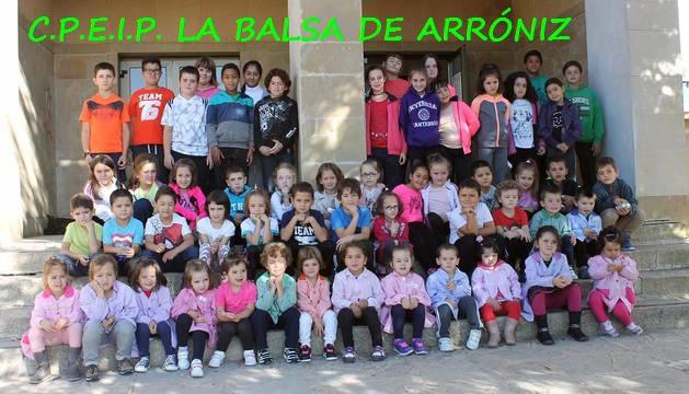CPEIP LA BALSA DE ARRÓNIZ