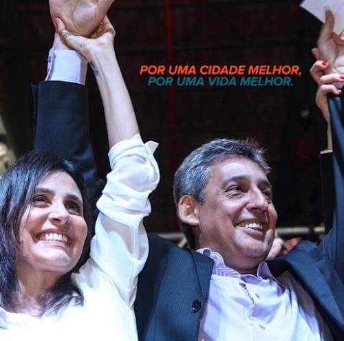 Compare a melhor opção para prefeito de nossa Porto Alegre