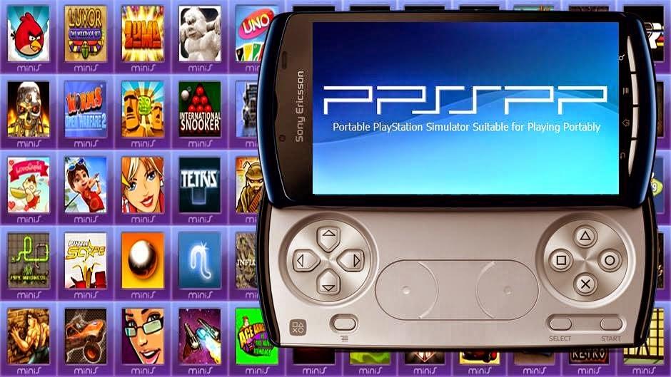 Kumpulan Games PPSSPP Terlengkap dan Terbaru