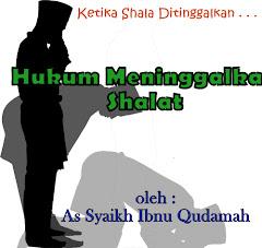 Al Mughni_Ibnu Qudamah_Hukum Meninggalkan Shalat