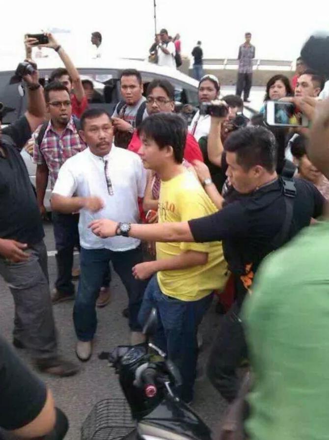 GHAH CELAKA BIADAP JEMPUT Orang Asing sebagai SPEAKER Mansuh Akta Hasutan CETUS KETEGANGAN di Pulau Pinang