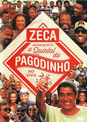 Zeca Apresenta - O Quintal do Pagodinho Ao Vivo - DVDRip