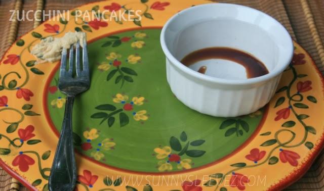 zuccini pancakes pint