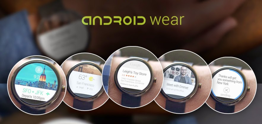 Android Wear, Android Smartwatch