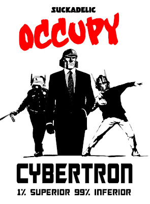 The Occupy Cybertron Collection by Sucklord