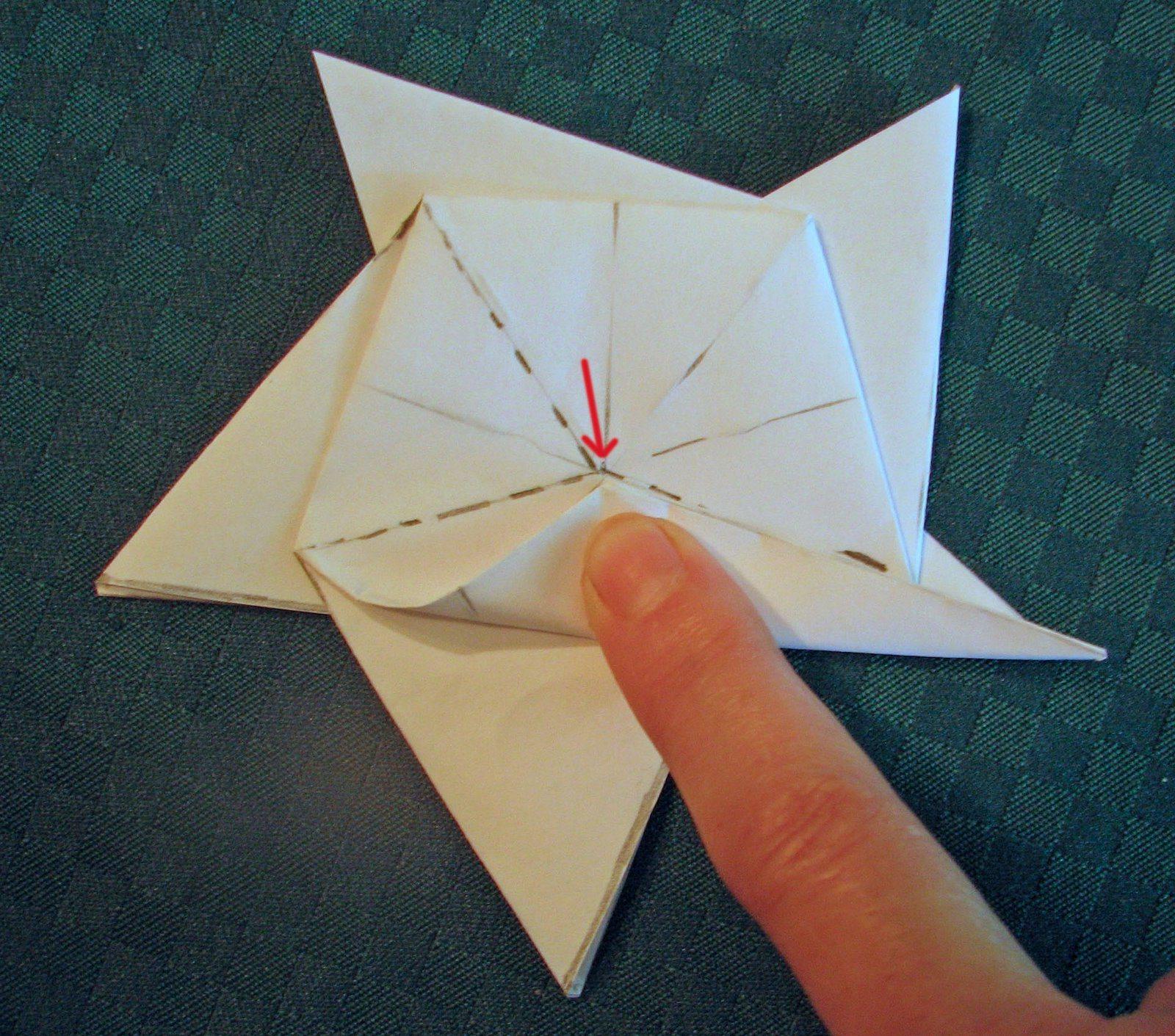 Оригами из бумаги подарок для папы на день рождения