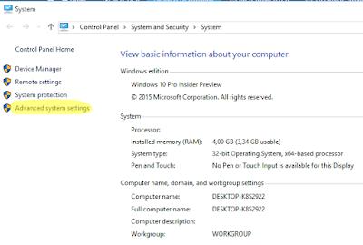 Mempercepat Komputer Dengan Setting Visual Windows