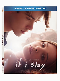 Giveaway - If I Stay Blu-ray and Book!