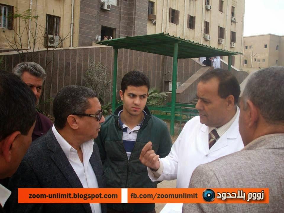 مستشفى ههيا المركزى احمد جمال مرواد