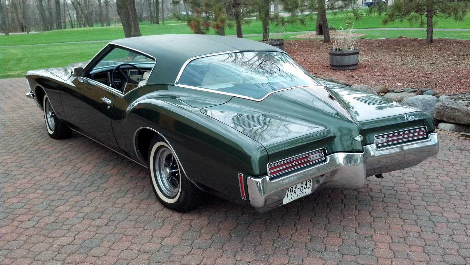 Buick Riviera Project Car For Sale