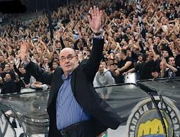 Trener košarkaškog kluba Partizan mt:s