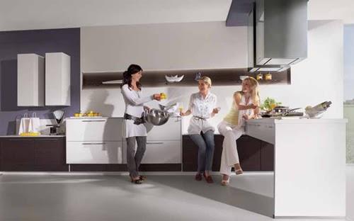 Decorations and designs modern kitchen design ideas for Best kitchen designs 2011