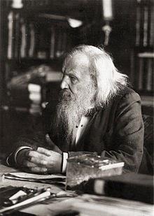 Dmitri Mendeleev - Penemu Tabel Periodik