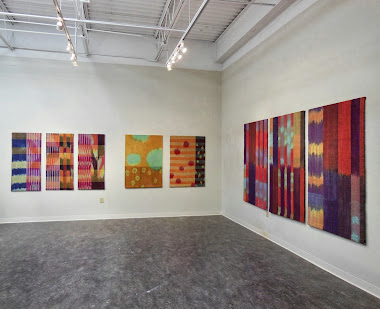 Weems Gallery installation