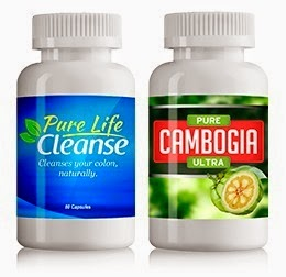 Pure Cambogia Ultra et Pure Life Cleanse en France