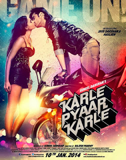 Karle Pyaar Karle (2014) Movie Poster