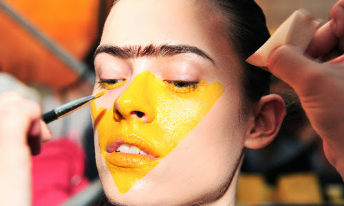 MAC @ Patrick Mohr Backstage Berlin Fashion Week SS14