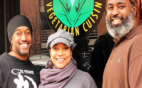 Black entrepeneurs in Baltimore