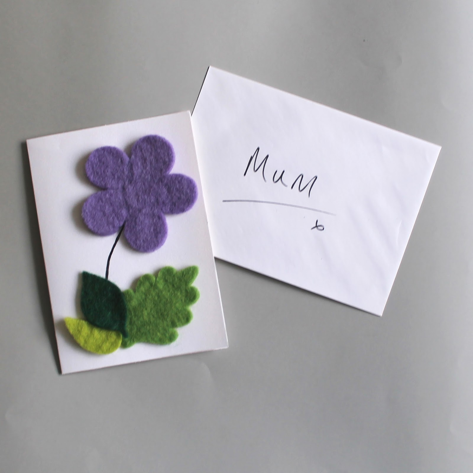 Live It Love It Make It Make It Felt Cards With Blooming Felt