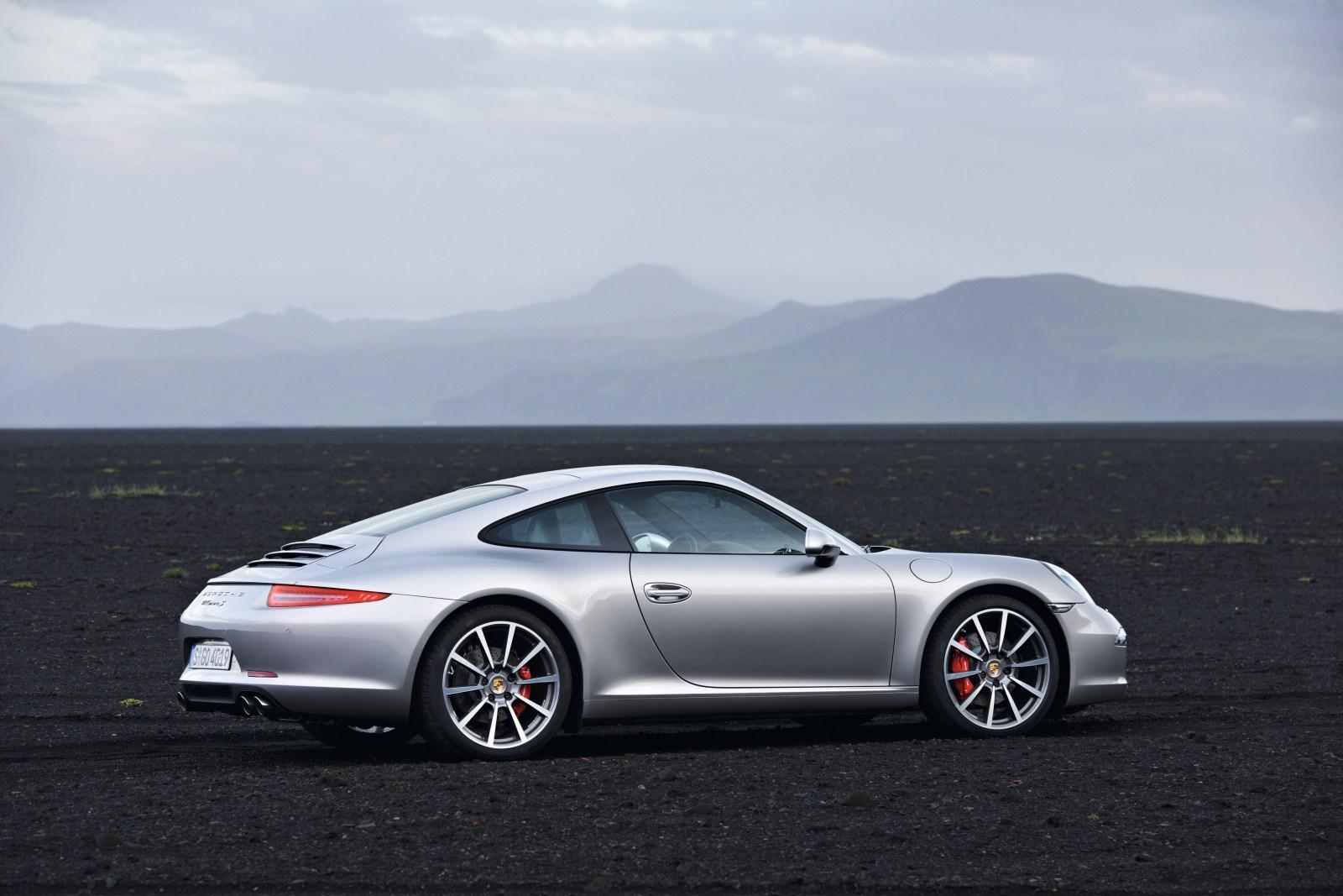 Porsche 4 Puertas