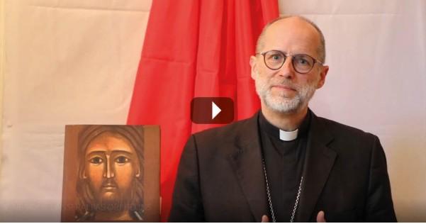 Retrouvez ici les vidéos de notre évêque vers la Pentecôte