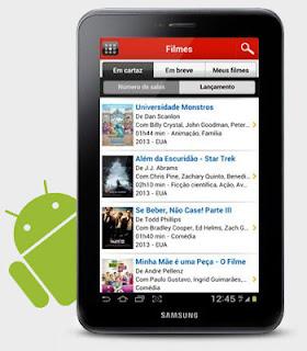 Promoção Adoro Cinema - Tablet Samsung Galaxy