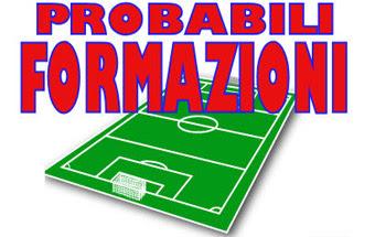 Probabili formazioni Serie A 3.a Giornata