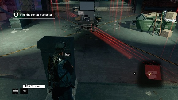 Watch Dogs Bad Blood Better