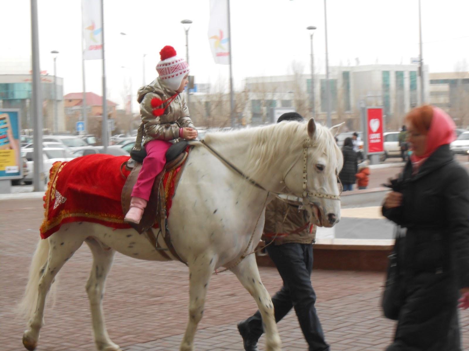 Horse Rides for Nauruz