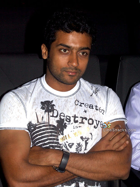 Surya's Ayan Movie 14