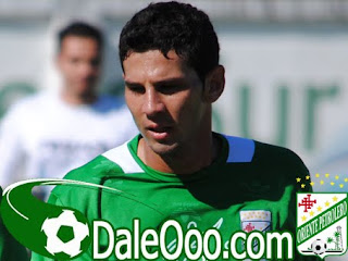 Oriente Petrolero - Alejandro Meleán Villarroel - DaleOoo.com web del Club Oriente Petrolero