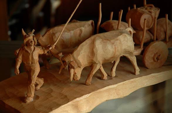 Artesanias en madera imagui Artesanias en madera