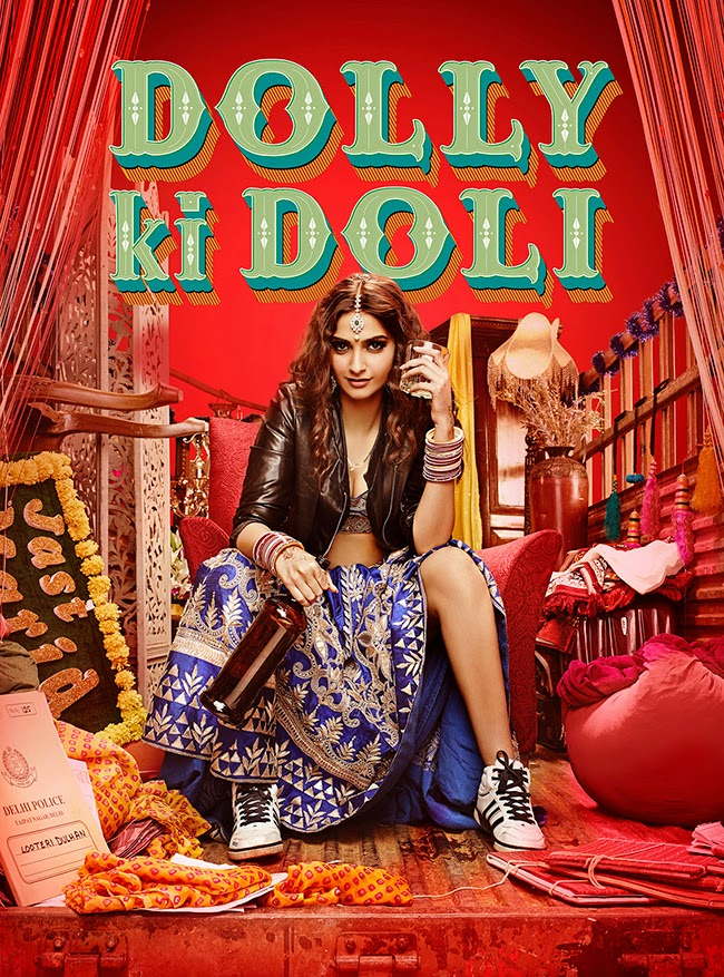 dolly ki doli, sonam kapoor fashion
