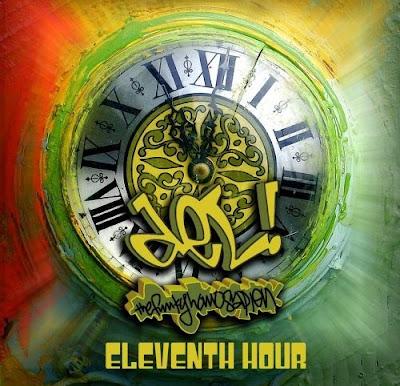 Del The Funky Homosapien – Eleventh Hour (CD) (2008) (FLAC + 320 kbps)