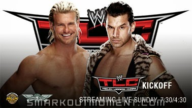 Watch WWE Tables Ladders Chairs 2013 PPV Pre-Show Kickoff Online