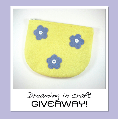 Dreaming in Craft Giveaway