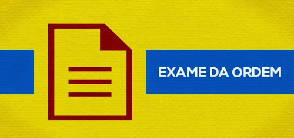 Exame oab 2015