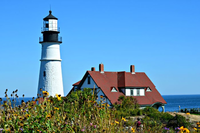 Portland.Maine.Lighthouse