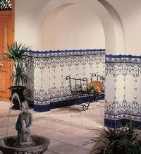 El blog de corbasur sl azulejos sevillanos - Azulejos patio andaluz ...