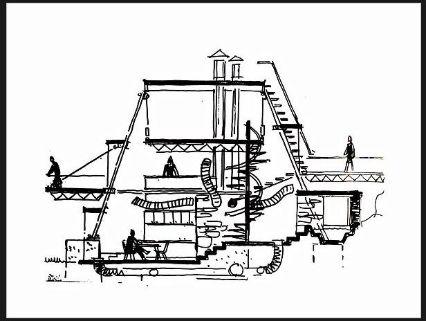 Modern Johansen 39 S Pyramid House