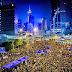 Hồng Kông: Người Biểu Tình Kiên Quyết Không Rút Lui