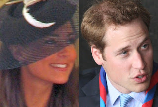 Mariage princier en Angleterre : Kate Middleton et le prince William