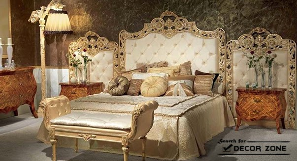 classic wood bedroom furniture ideas