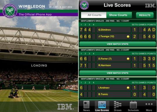 wimbledon live score