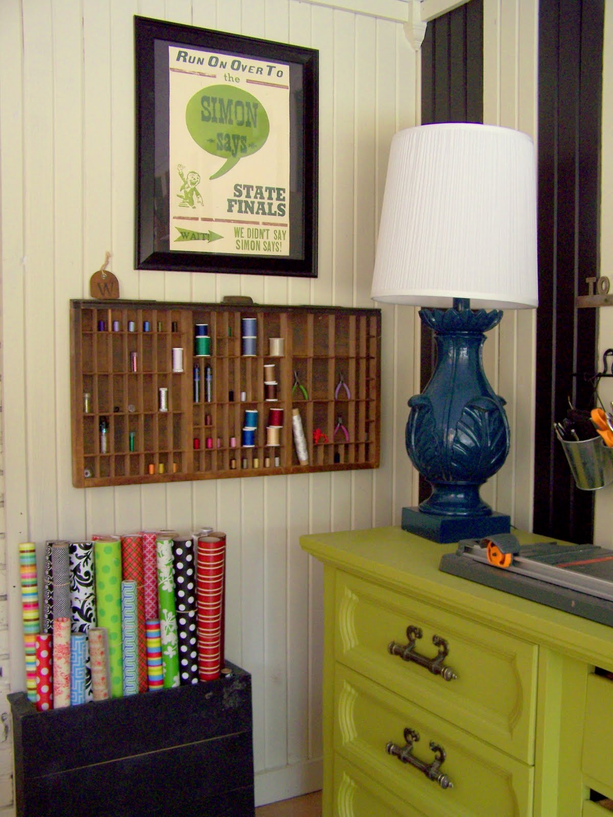 Craft rooms on a budget - Craft Rooms On A Budget 8