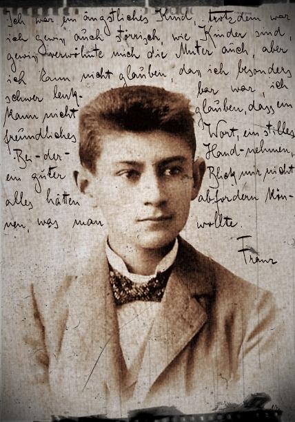 Lettera d'amore di Franz Kafka 1883-1924 a Felice Bauer